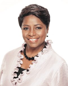 Angela Guy, Senior VP Diversity & Inclusion L'Oréal USA