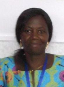 Marie Crescence Ngobo petite